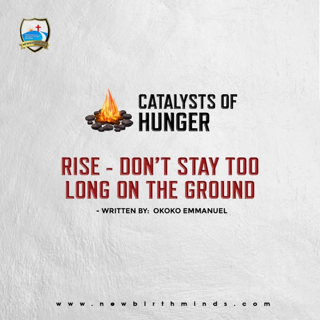 RISE – DON'T STAY TOO LONG ON THE GROUND