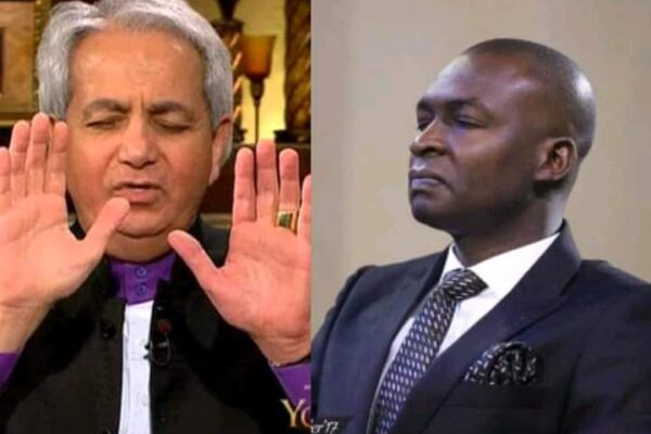 HOW I GOT HEALED OF AN EYE AILMENT WATCHING BENNY HINN -Apostle Joshua Selman
